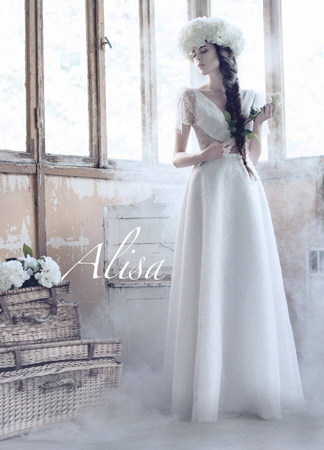 Karen - wedding dress